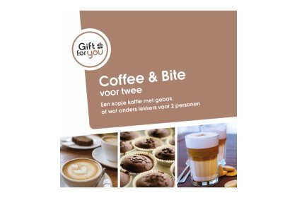 Kerstpakket Coffee & Bite