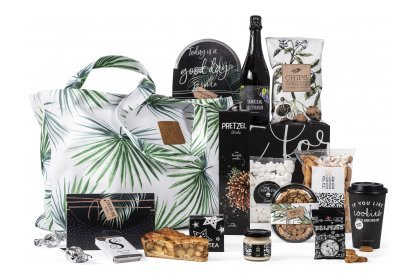 Kerstpakket Jungle shopper