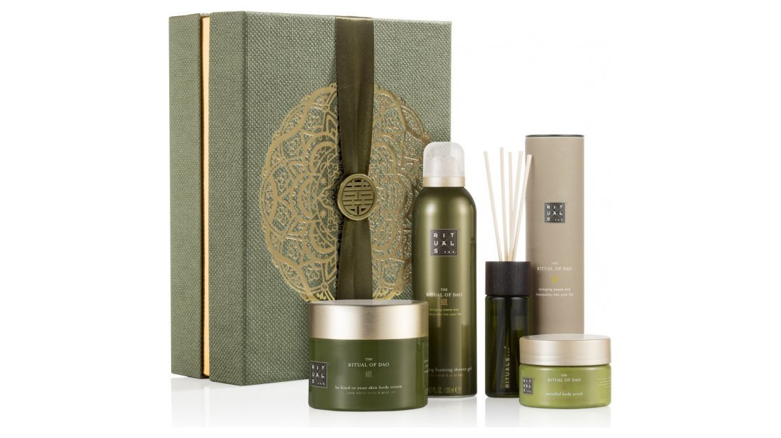 Kerstpakket: Rituals Dao - Calming Collection