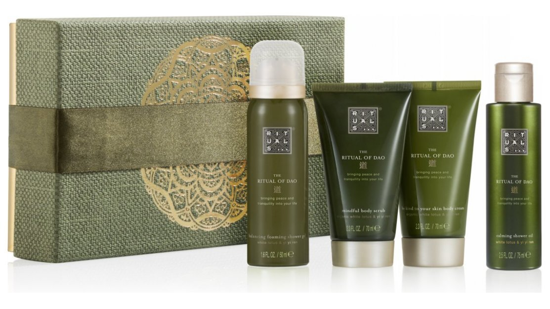 Kerstpakket: Rituals Dao - Calming Treat
