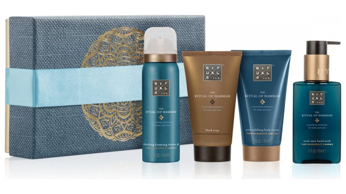 Kerstpakket: Rituals Hammam - Purifying Treat