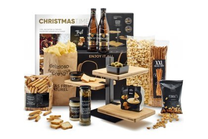 Kerstpakket Snacks for you
